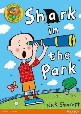 Jamboree Storytime Level A: Shark in the Park Little Book - pr_1705345