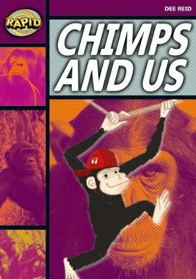 Rapid Reading: Chimps and Us (Stage 1, Level 1A) - pr_286029