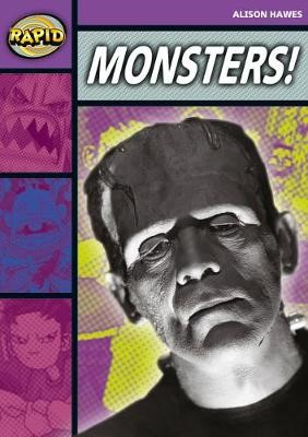 Rapid Reading: Monsters! (Stage 1, Level 1B) -