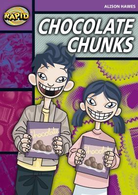 Rapid Reading: Chocolate Chunks (Stage 1, Level 1B) - pr_286030