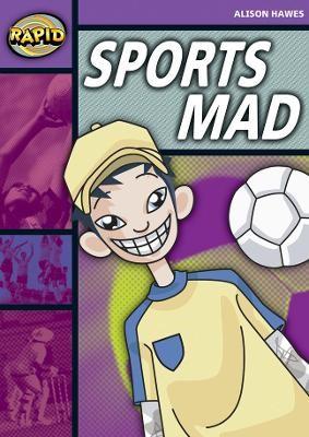 Rapid Reading: Sports Mad (Stage 1, Level 1B) - pr_286092