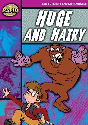 Rapid Reading: Tall and Hairy (Stage 3, Level 3A) - pr_286420