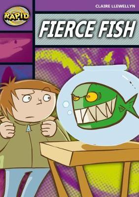 Rapid Reading: Fierce Fish (Stage 1, Level 1B) -