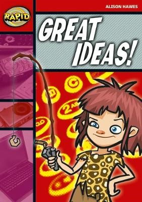 Rapid Reading: Great Ideas! (Stage 2, Level 2B) -