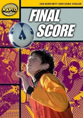 Rapid Reading: Final Score (Stage 4 Level 4A) -
