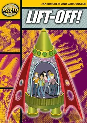 Rapid Reading: Lift-Off! (Stage 4 Level 4A) -