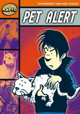 Rapid Reading: Pet Alert (Stage 4, Level 4B) -