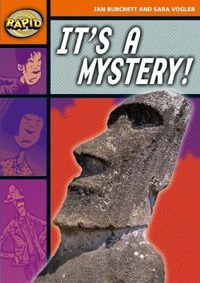 Rapid Reading: It's a Mystery! (Stage 4, Level 4B) -