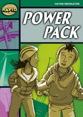 Rapid Reading: Power Pack (Stage 5, Level 5B) -