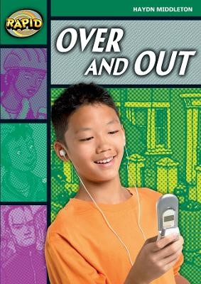 Rapid Reading: Over and Out (Stage 5, Level 5B) -