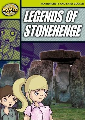 Rapid Reading: Stonehenge (Stage 6 Level 6A) -