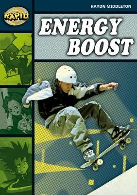 Rapid Reading: Energy Boosts (Stage 6, Level 6B) -