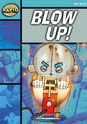 Rapid Reading: Blow Up! (Starter Level 1A) -
