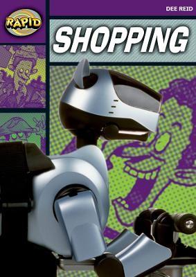 Rapid Reading: Shopping (Starter Level 2B) -