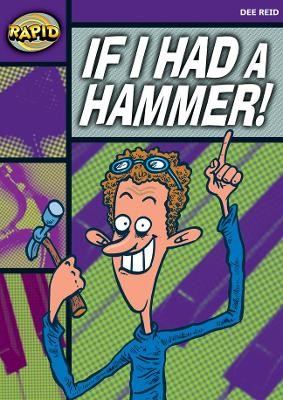 Rapid Reading: If I Had a Hammer! (Starter Level 2B) - pr_88477