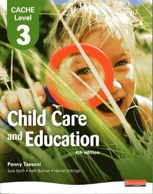 CACHE Level 3 in Child Care and Education Student Book - pr_17595