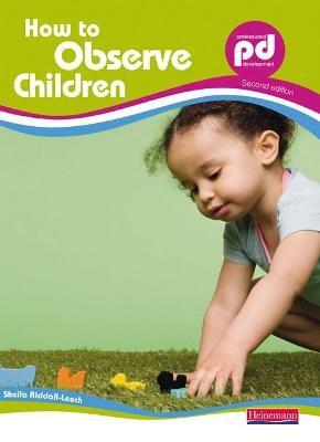 How to Observe Children, - pr_17674