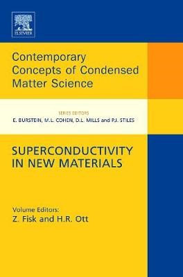 Superconductivity in New Materials -
