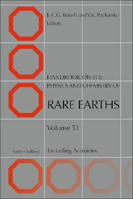 Handbook on the Physics and Chemistry of Rare Earths -