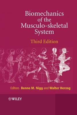 Biomechanics of the Musculo-skeletal System -