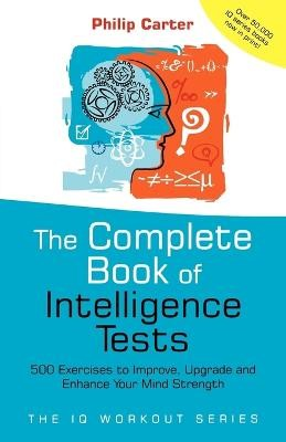 The Complete Book of Intelligence Tests - pr_160977
