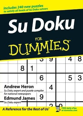 Su Doku for Dummies -