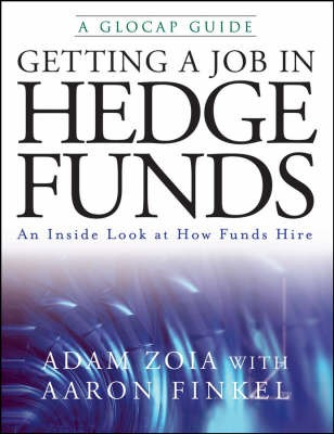 Getting a Job in Hedge Funds - pr_101682