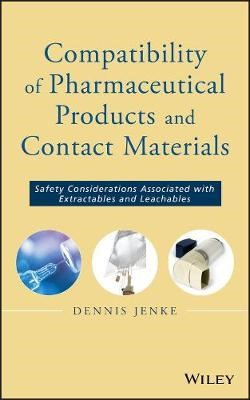 Compatibility of Pharmaceutical Solutions and Contact Materials - pr_101282