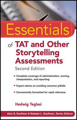 Essentials of TAT and Other Storytelling Assessments - pr_101281