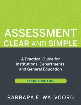 Assessment Clear and Simple - pr_101531