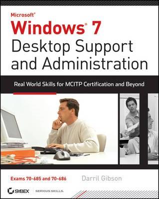 Windows 7 Desktop Support and Administration - pr_299140