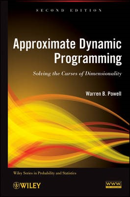Approximate Dynamic Programming -
