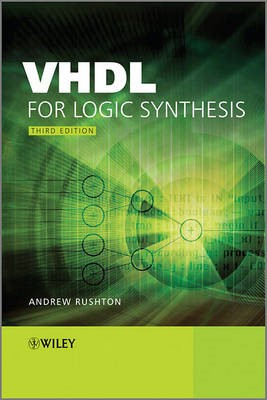 VHDL for Logic Synthesis - pr_303682