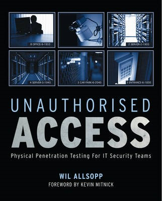 Unauthorised Access -