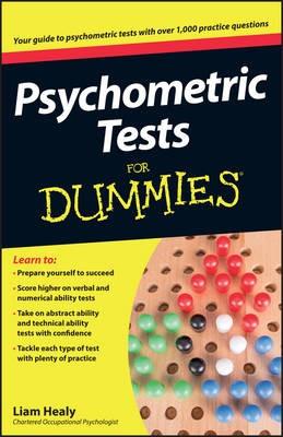 Psychometric Tests For Dummies - pr_299232