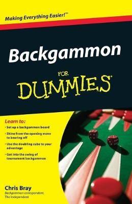 Backgammon For Dummies -