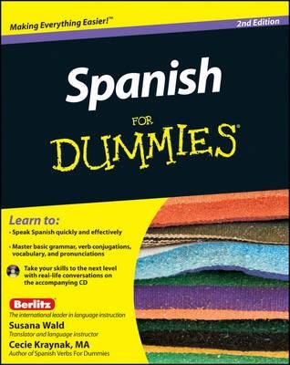 Spanish For Dummies - pr_101688