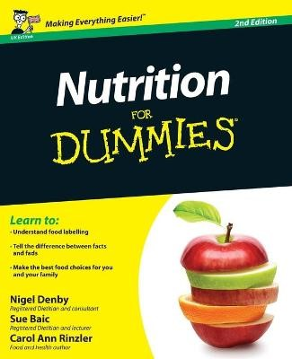 Nutrition For Dummies -