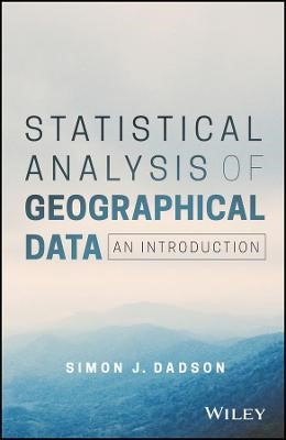 Statistical Analysis of Geographical Data -