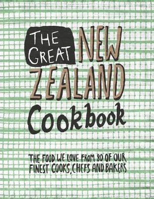 Great New Zealand Cookbook -