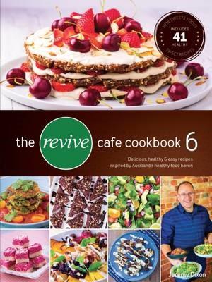 The Revive Cafe Cookbook 6 - pr_1866777