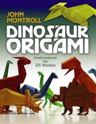 Dinosaur Origami -