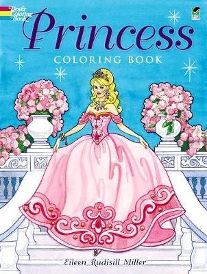 Princess Coloring Book -