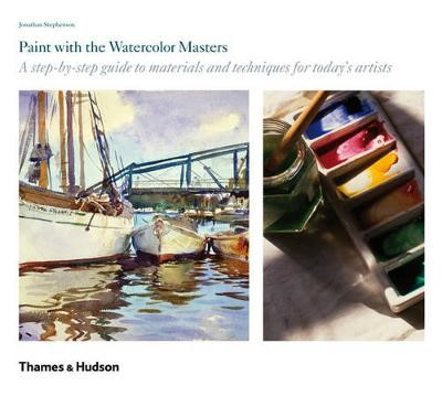 Paint with the Watercolour Masters -