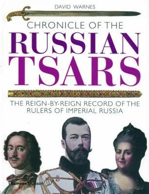 Chronicle of the Russian Tsars -