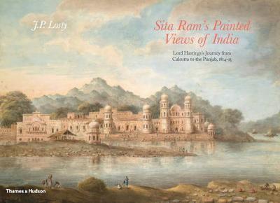 Sita Ram's Painted Views of India - pr_324770
