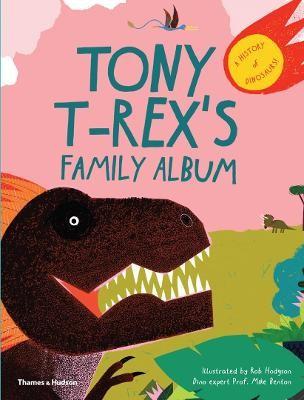 Tony T-Rex's Family Album - pr_156666
