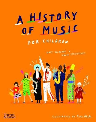 A History of Music for Children -