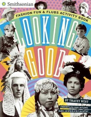 Looking Good: Fashion Fun & Flubs Activity Book - pr_60548