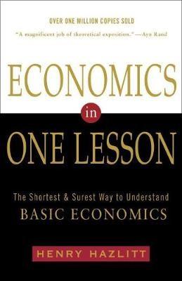 Economics In One Lesson -